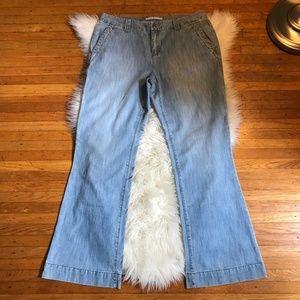 Tommy Hilfiger High Waist High Rise Mom Jeans 12